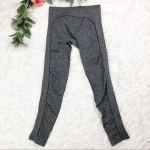 Lole Gray Heathered Leggings